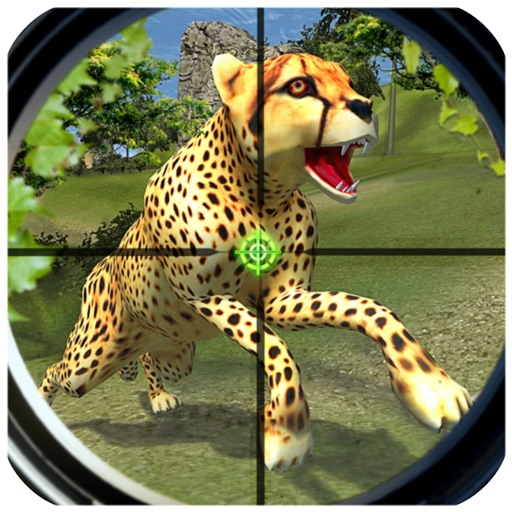 Wild Tier Hunter 3D Icon