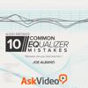 Audio EQ Mistakes Tutorial