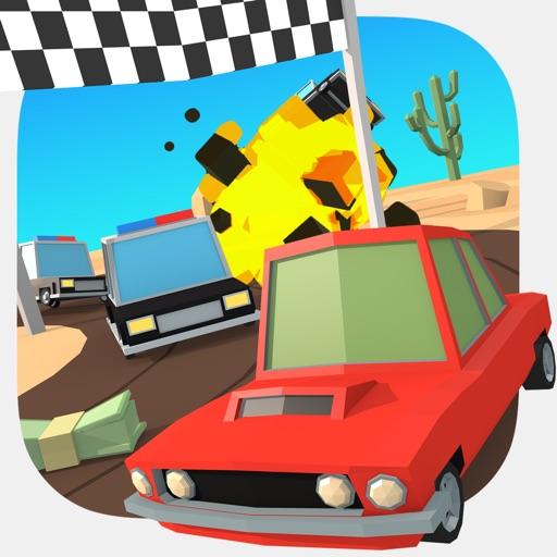 Go RACE Yourself iOS App