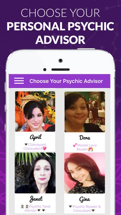 download Psychic Txt: Live Psychic Readings and Horoscopes appstore review