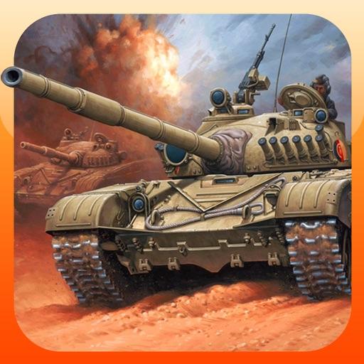 Crazy Tank Racing 3D iOS App