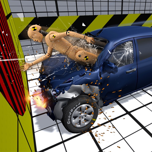 Outstanding Car Accident Simulation Elaboration - Electrical Circuit ...