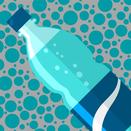 Bottle Flip - Tilt Motion! iOS App