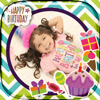 Birthday Photo Frame.s - Bday Gift Card.s Make.r