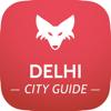 Delhi - City Guide & Offline Map