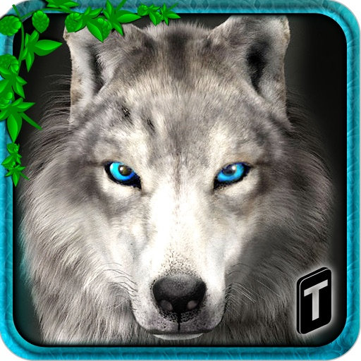 Real Wolf Adventure 3D