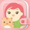 여성앱 1위 핑크다이어리(생리 배란 피임 임신달력)