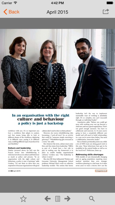 download HR Magazine digital edition apps 0