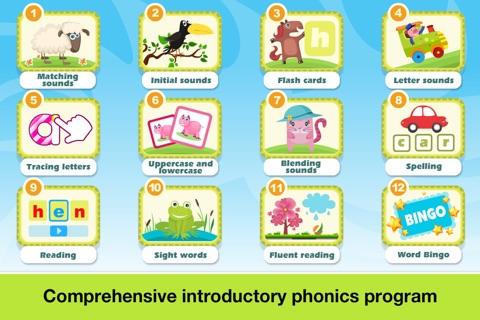 ABCs Alphabet Phonics Learn to Read Preschool Game screenshot 2