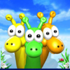 Snakes Stretch for Fruits - highly addictive puzzle time management game
