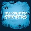 Halloween Stickers - Hand-drawn!