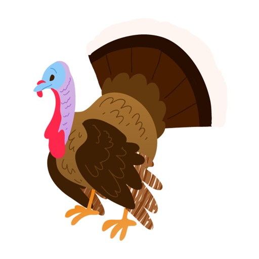 Stickers: Thanksgiving