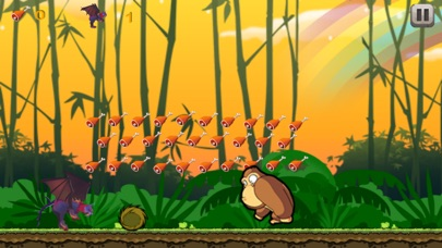 Super monster run adventures in monkey jungle-1