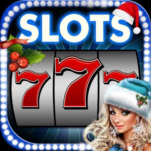 Holiday jackpot slots
