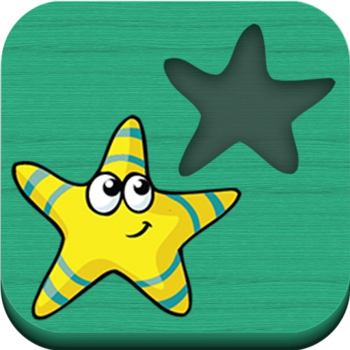Puzzle for kids - Starfish iOS App