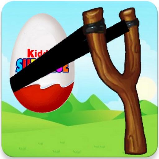 Surprise Eggs Knock Down iOS App