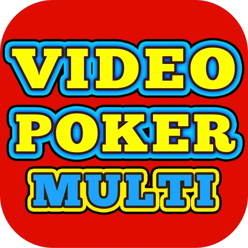 Video Poker Multi - FREE Classic Multi Hand Poker