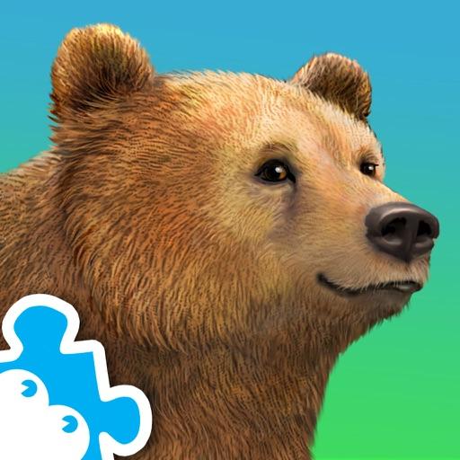 Приключения в лесу - 2 в 1 настольные игры для детей и всей семьи, вопросы и ответы, интересные факты и энциклопедия o животных леса