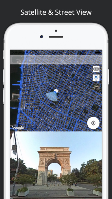 how to use street view on google maps iphone