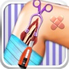Leg Surgery Doctor Simulator Kids Games