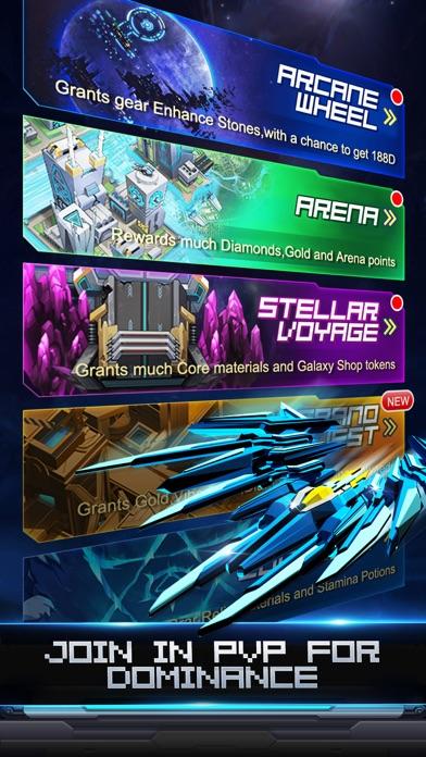download Stellar Striker appstore review