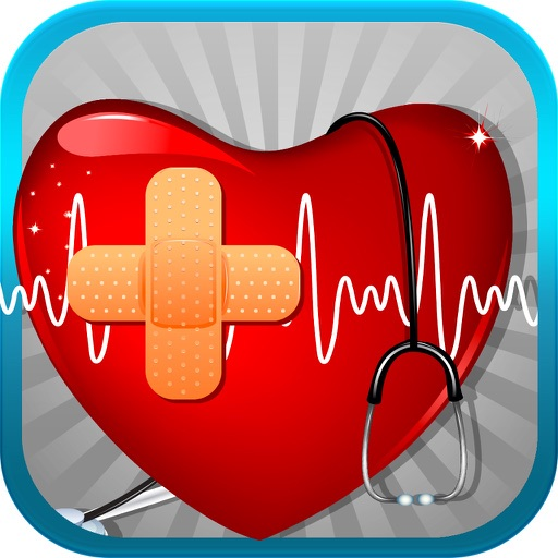 Heart Doctor Surgery – Little Sargent Simulator 3D iOS App