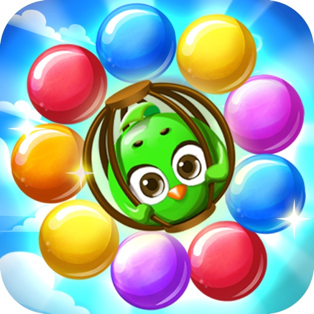 bubble spinner app