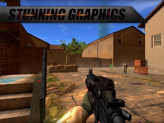 Скачать игру Counter Assault Forces