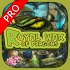 Royal War of Dragons - Hidden Objects Pro