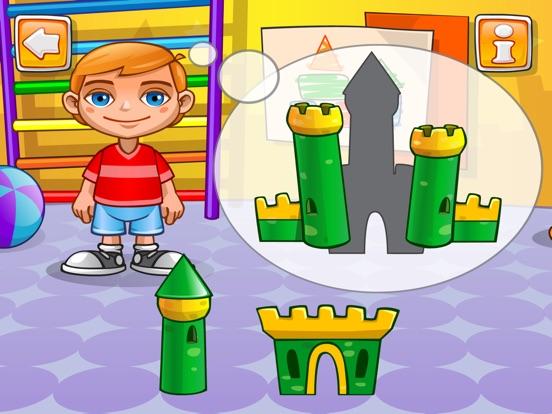 Домик Джека - Развивающие обучающие игры для детей для iPad