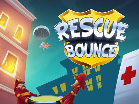 Rescue Bounce-ipad-0