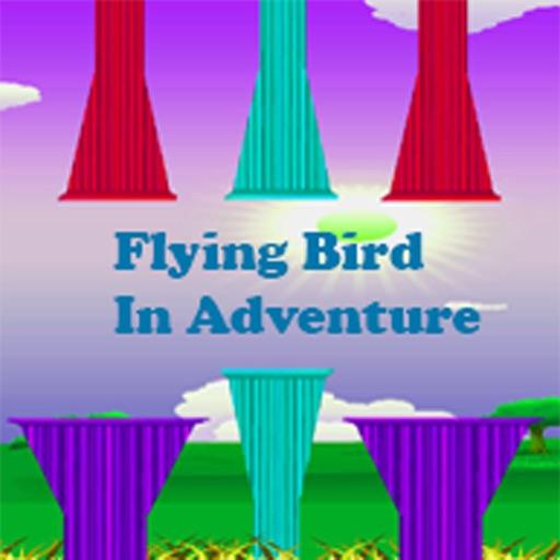 Flying Bird In Adventure iOS App