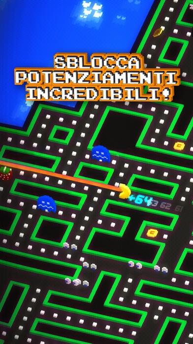 Screenshot of PAC-MAN 256 - Labirinto arcade infinito4