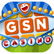 GSN Casino: Play FREE Slots, Bingo, Video Poker & Card Games! icon