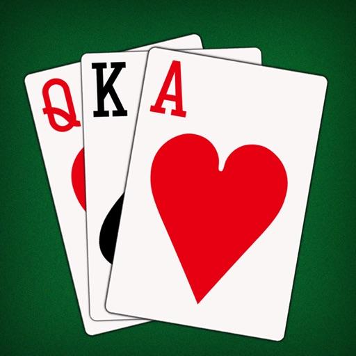 Ace Golden for classical card, casual cardcard iOS App