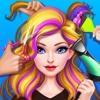 Hair Stylist Fashion Salon - Hairstyle Makeover