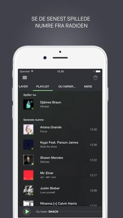 iPhone-skærmbillede 2