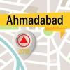 艾哈迈达巴德 離線地圖導航和指南