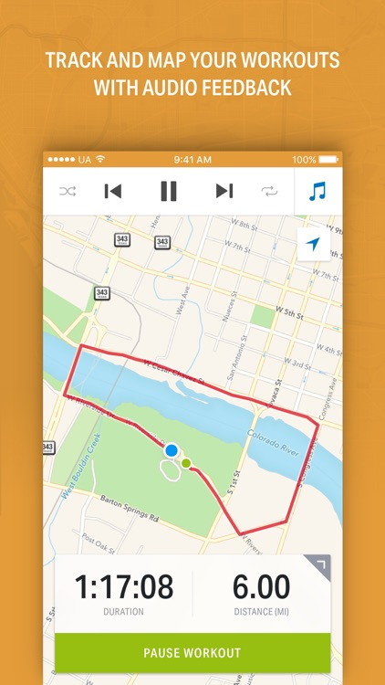 Map My Dog Walk GPS Dog Walking Tracker By Under Armour - Map your walk app