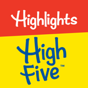 Highlights High Five Magazine app review