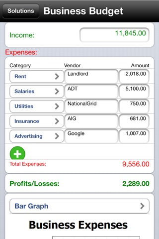 Altova MobileTogether screenshot 3
