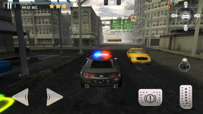 Screenshot of Police Car Parking Simulator Game2