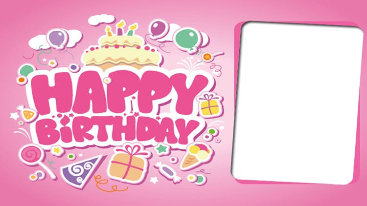 Birthday Frames Happy Birthday Cards Wallpaper By Janice Ong