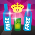 King of Booze FREE: Drinking Game icon
