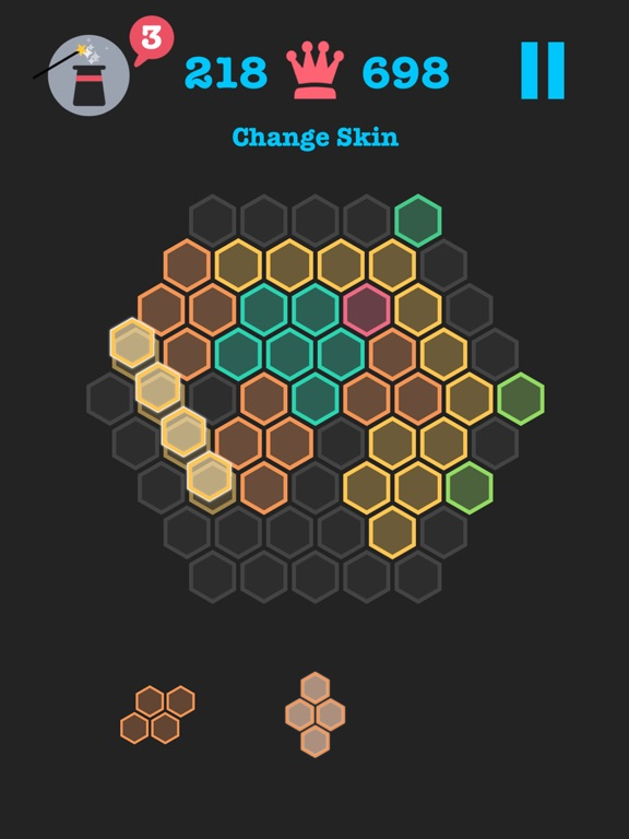 Скачать 10/10 Hex Fit - Block Puzzle Hexagon Brick Mania