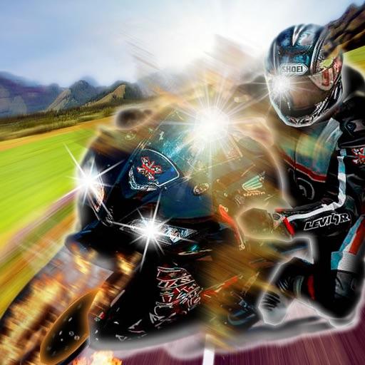 Crazy Motorcycle Champion : Blasts on Highway iOS App