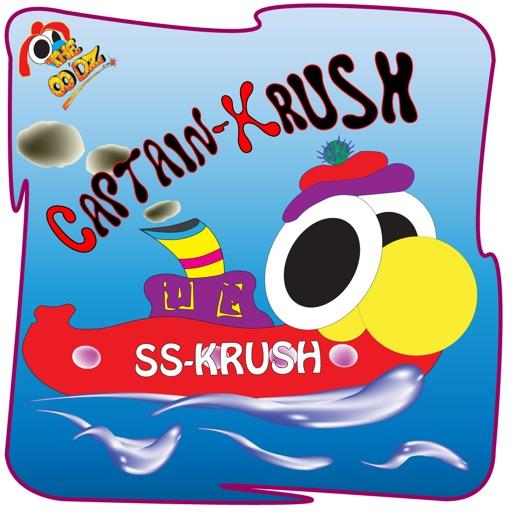 Captain Krush iOS App