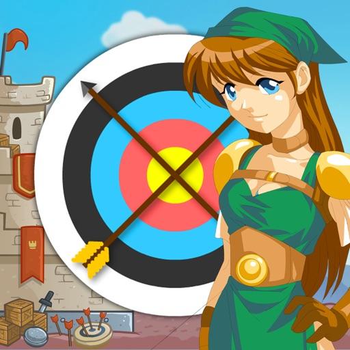 Arrow Rush : Archery Training iOS App