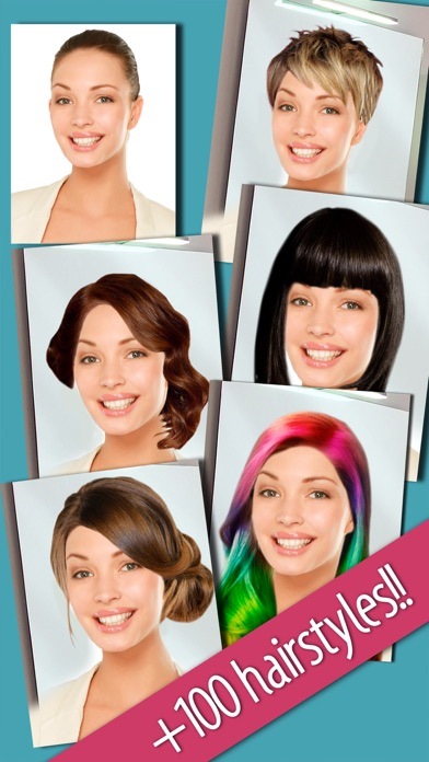 Change hairstyle & Haircut editor - pro By Valenapps Sociedad Limitada