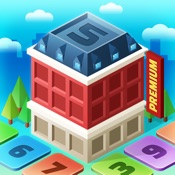My Little Town [Premium] : Number Puzzle Game